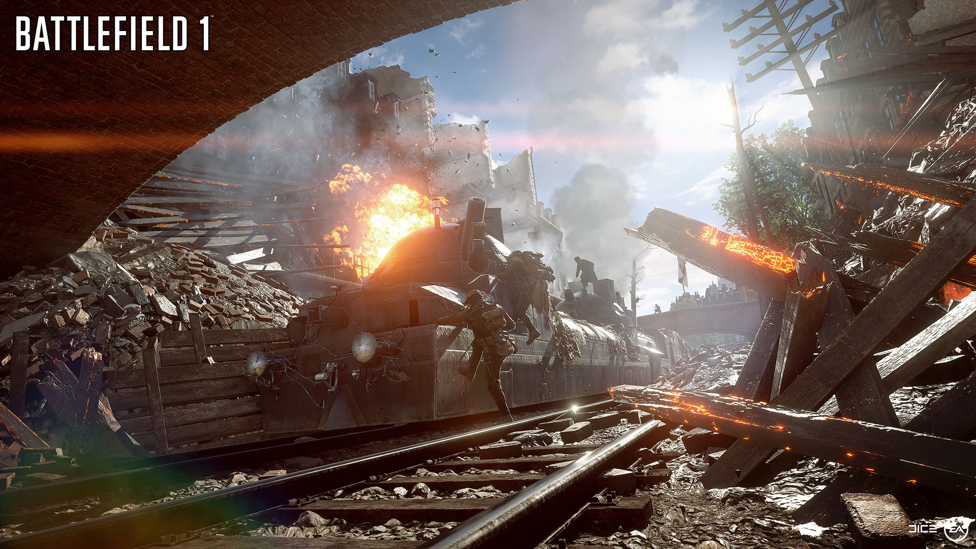 Battlefield 1 (MULTI/REGION FREE)