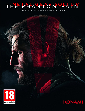 Metal Gear Solid V: The Phantom Pain (Steam gift)