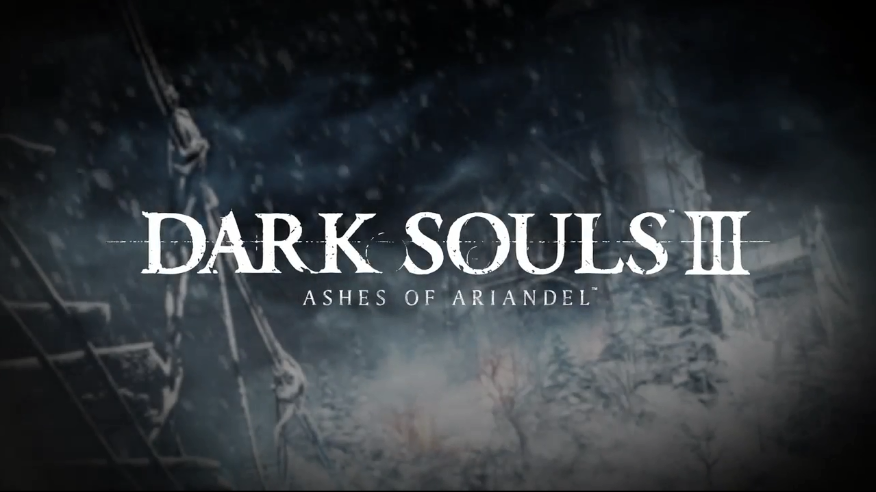 Dark Souls III - DLC Ashes of Ariandel