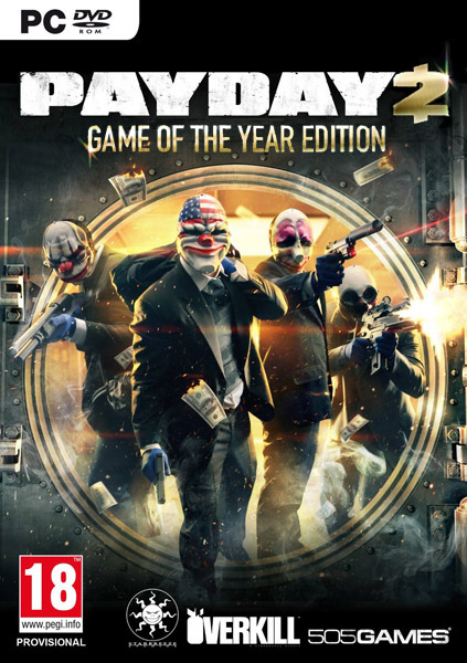 PAYDAY 2: GOTY Edition (Steam Gift | Россия + СНГ)