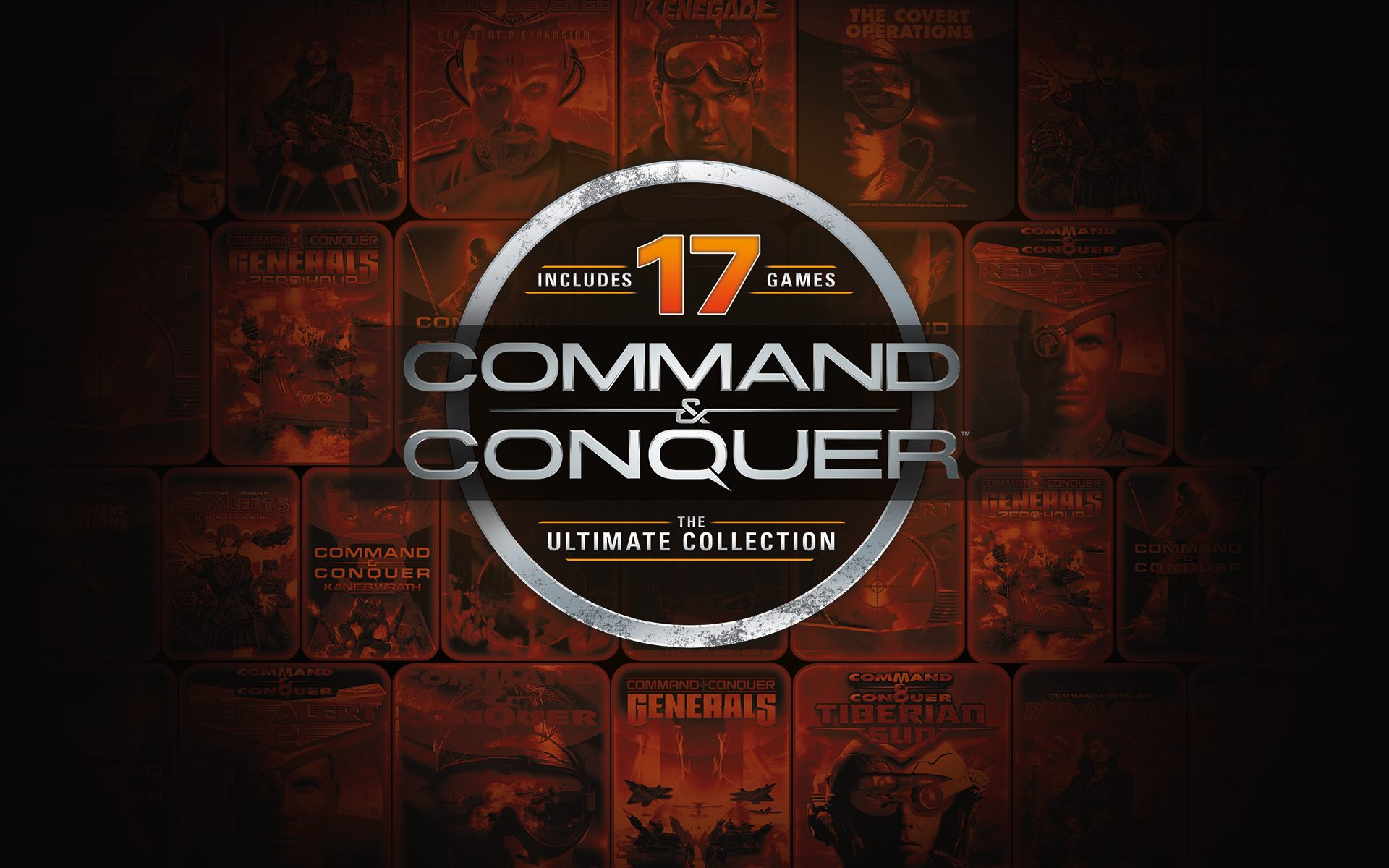 Command and Conquer: The Ultimate Collection (Origin)