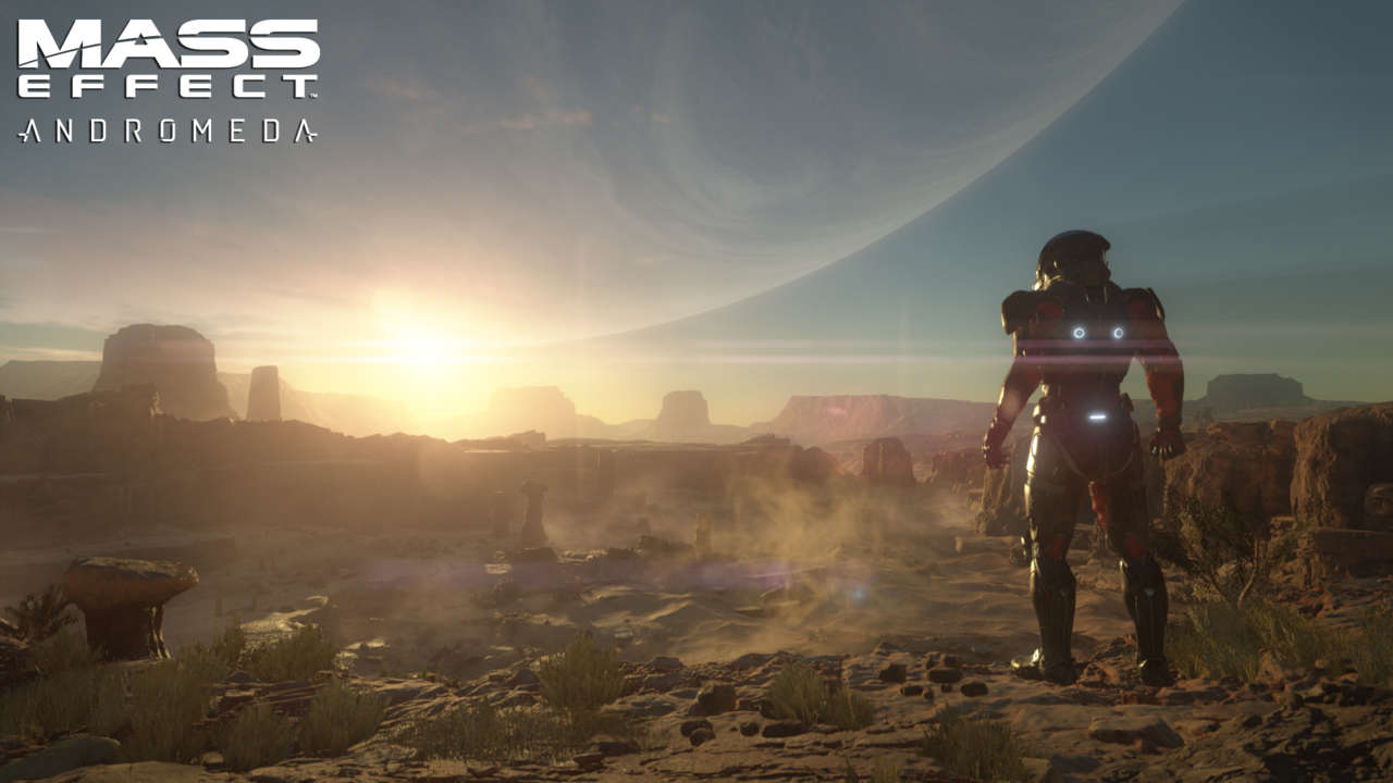 Mass Effect: Andromeda (Origin | RU | Region Free)