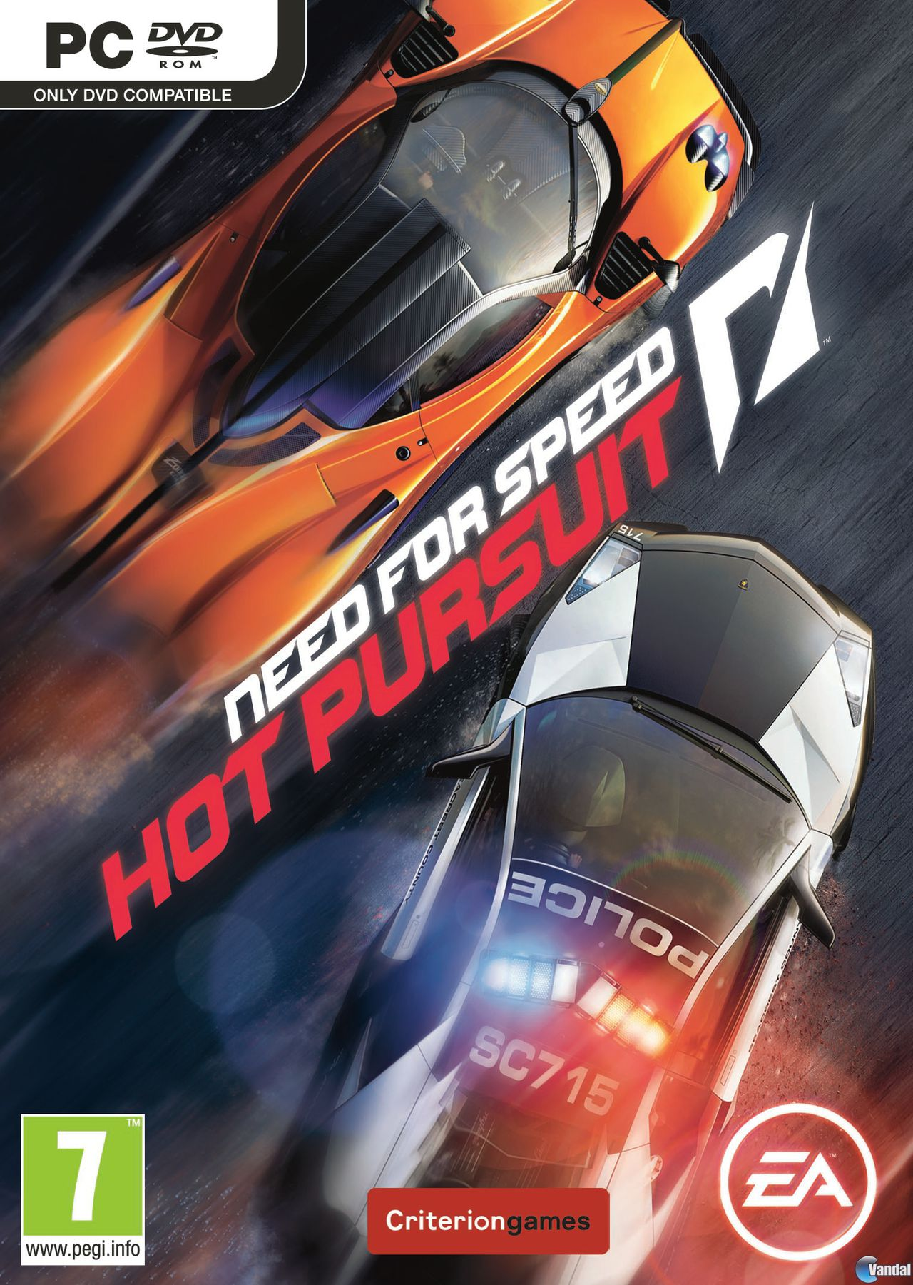 Need for Speed: Hot Pursuit (Origin | Global)