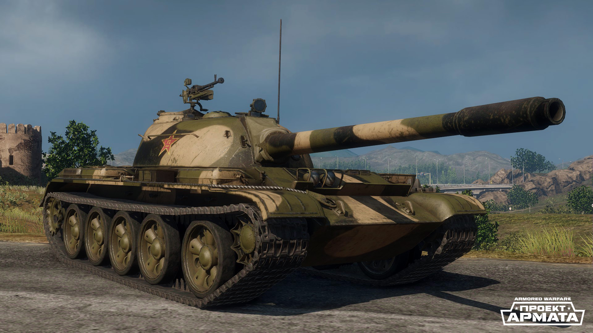 Armored Warfare: проект Армата - Type 59