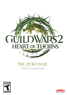 Guild Wars 2: Heart of Thorns (Region Free)
