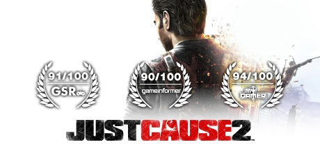 Just Cause 2 (Steam | Region Free)