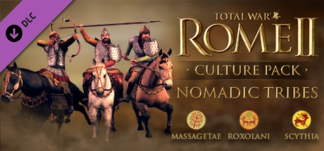 Total War: ROME II - Nomadic Tribes Culture Pack (Steam | Region Free)