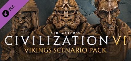Civilization VI - Vikings Scenario Pack (Steam | Region Free)