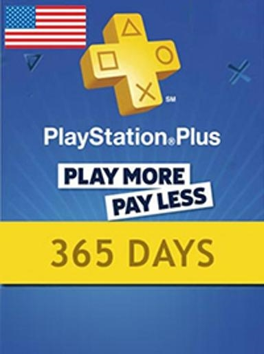 PlayStation Network Card (PSN) 365 Days (USA)