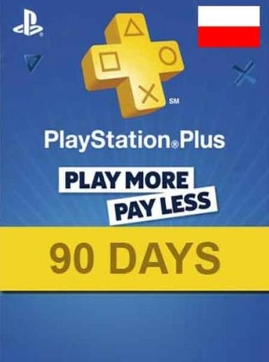 PlayStation Network Card 90 Days (Poland)