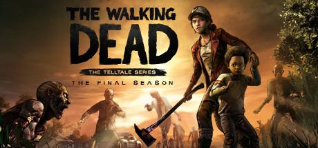 The Walking Dead: The Final Season (Region Free)
