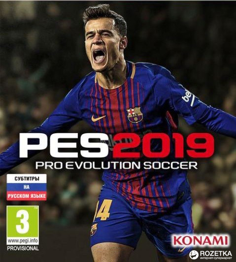 Pro Evolution Soccer 2019 ⚽(Steam | RU + CIS)