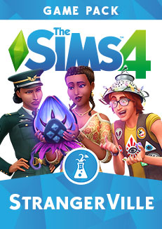 The Sims 4: StrangerVille (Origin | Region Free)