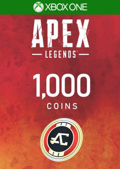 Apex Legends 🔴 1000 Apex Coins (Xbox | Region Free)