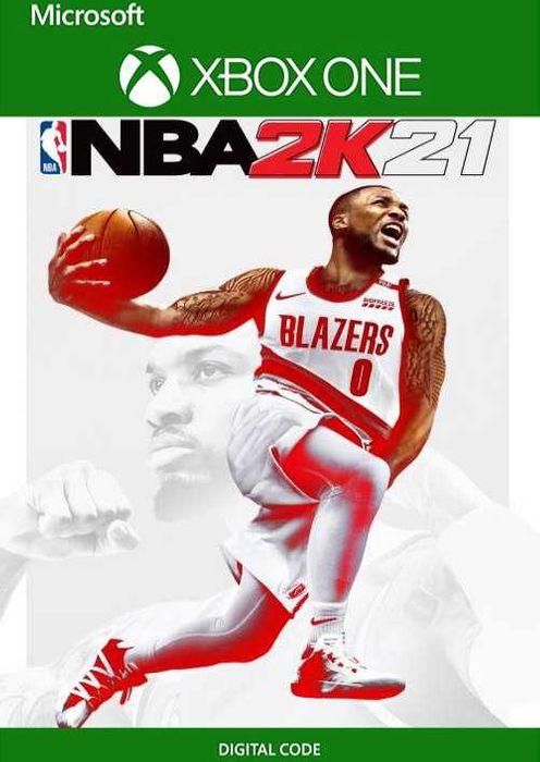 NBA 2K21 (Xbox   Region Free)
