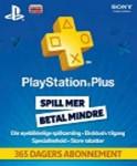 Playstation Network Card (PSN) 365 days (Norway)