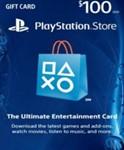 PlayStation Network Card (PSN) 100 $ (USA)