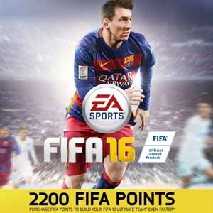 FIFA 16 UT 2200 POINTS (ORIGIN) | REG.FREE | MULTILANG.