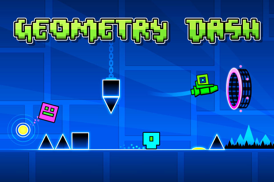 Geometry Dash (Steam Gift | RoW | Region Free)