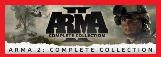 Arma II: Complete Collection Steam  | RoW | Region Free