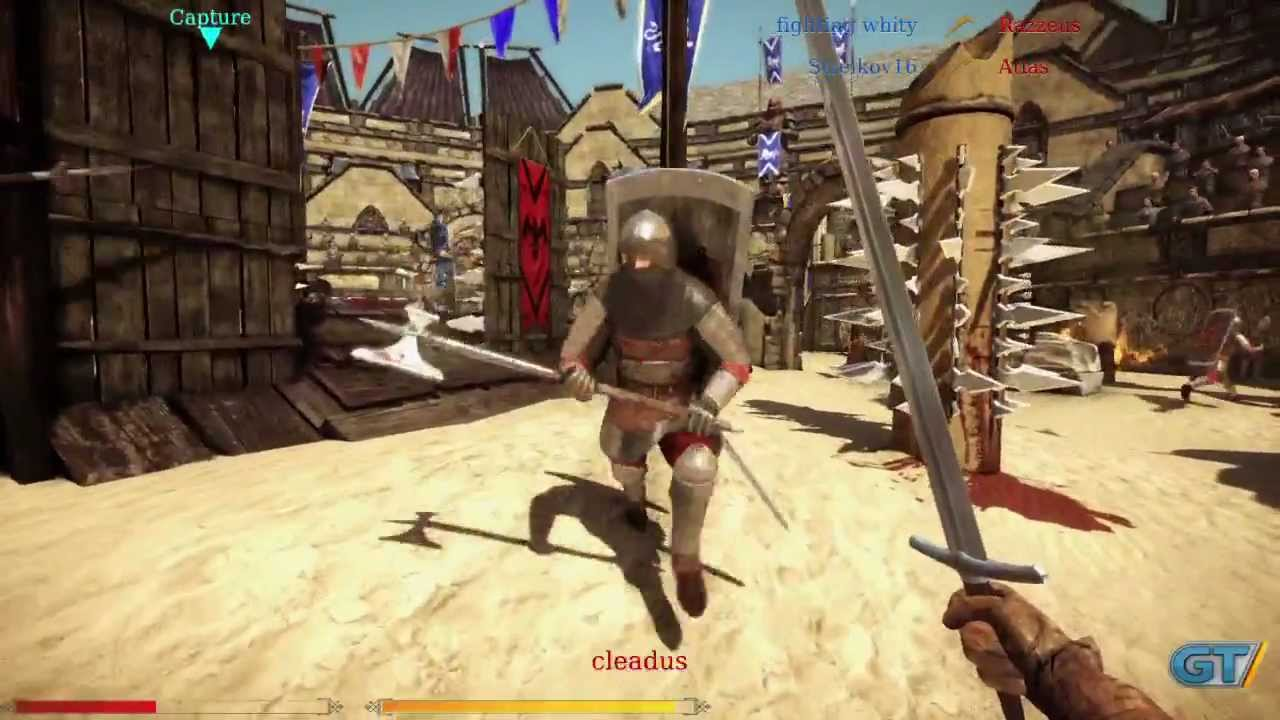 Non sensical chivalry game online