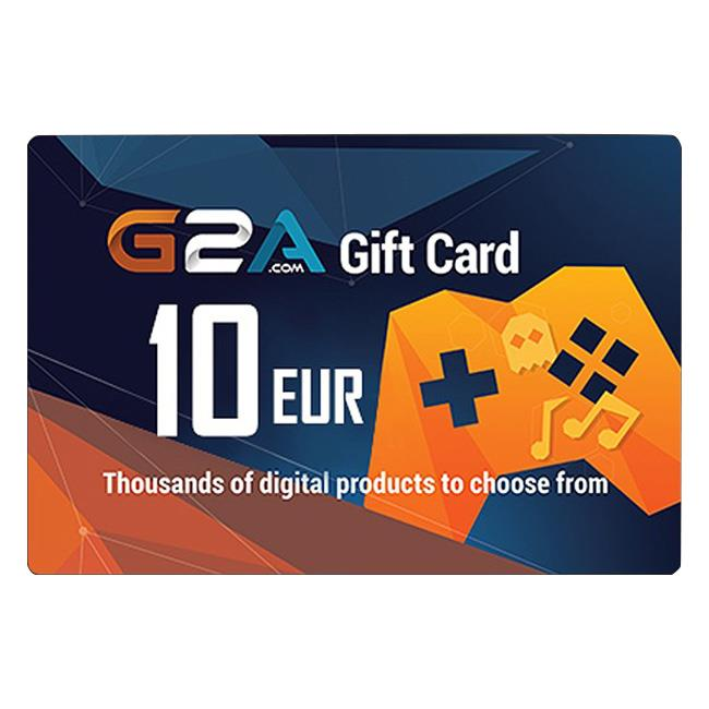 Buy G2a 10 Euro Gift Card And Download