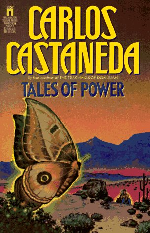 Carlos Castaneda.Tales of Power.Book fourth.