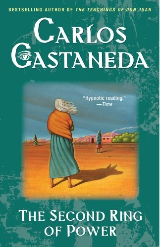 Carlos Castaneda.Second ring of power.The fifth book.