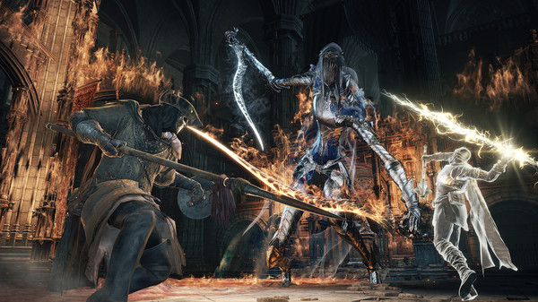 DARK SOULS III Deluxe Edition ROW steam gift