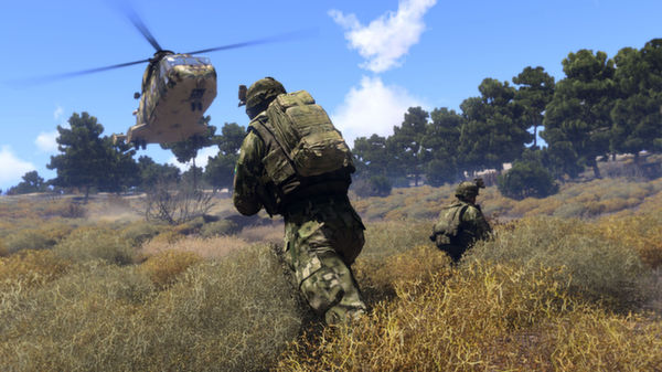 ARMA 3 (Steam Key Region Free) + Gift