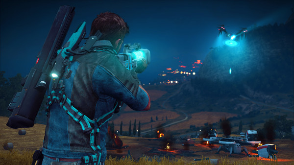 Just Cause 3 DLC: Air, Land & Sea Expansion Pass RU+CIS