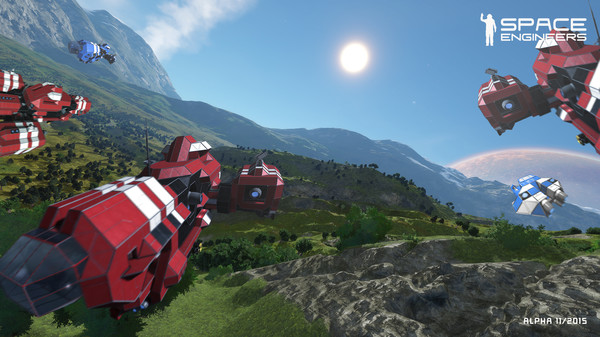 Space Engineers (STEAM Gift/REGION RU+CIS+UA) РФ+СНГ