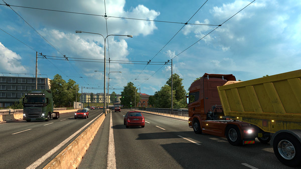 Euro Truck Simulator 2 (STEAM Gift/RU+CIS+UA) РФ+СНГ