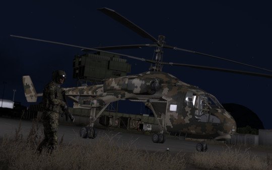 Arma 3 Helicopters DLC (Steam Key Region Free)