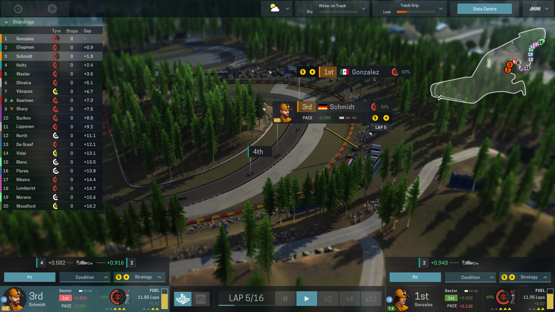 Motorsport Manager (Steam Key Region Free)