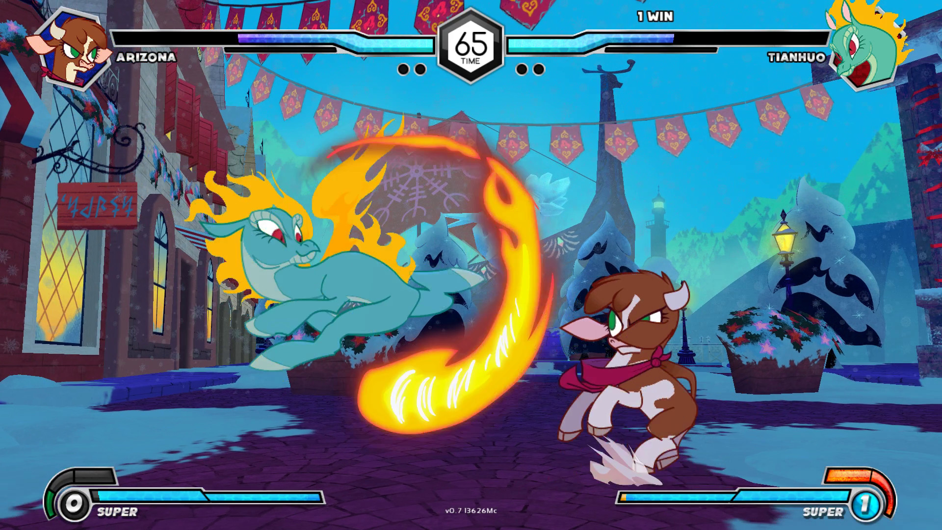 Them´s Fightin´ Herds (Steam Key Region Free)