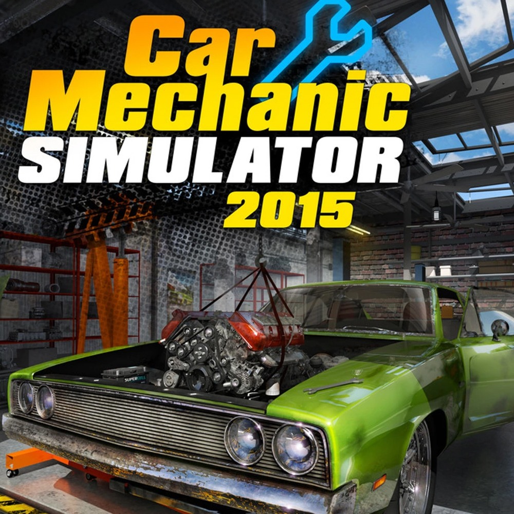 Car Mechanic Simulator 2015 Gold Edition(Steam gift/RU)