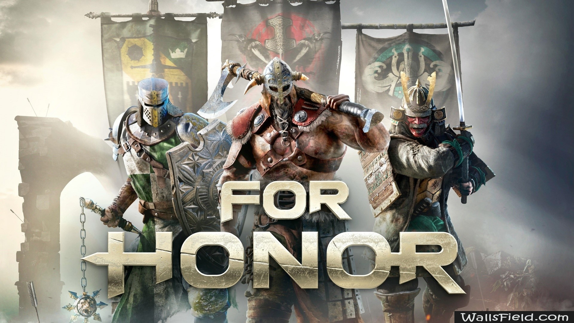 FOR HONOR [Uplay PC] RU + WARRANTY Reg Free