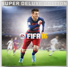 FIFA 16 Deluxe + SECRET + GIFTS
