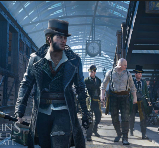 Assassin´s Creed Syndicate (UPLAY) ГАРАНТИЯ+БОНУСЫ