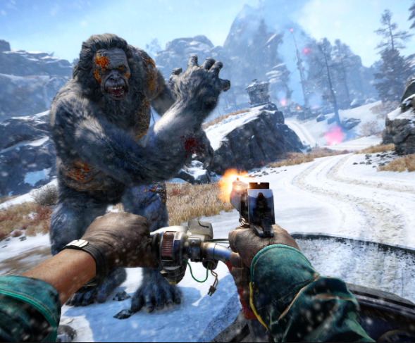 Far Cry 4 (uplay) GUARANTEE + BONUSES