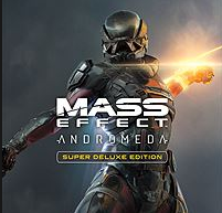 Mass Effect Andromeda Super Deluxe СЕКРЕТКА + ПОДАРКИ