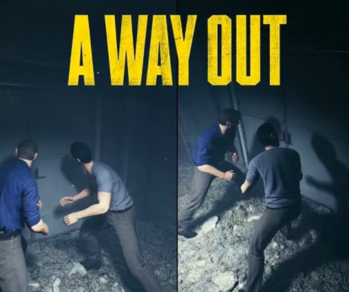 A WAY OUT + SECRET