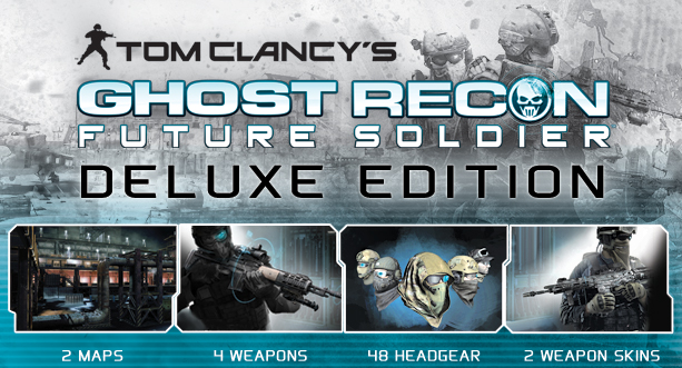 Ghost Recon Future Soldier - Deluxe Edition