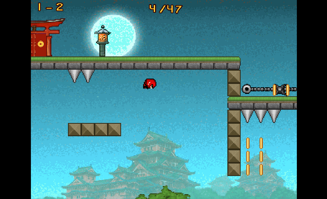 Red Bit Ninja (STEAM KEY/ Region free)