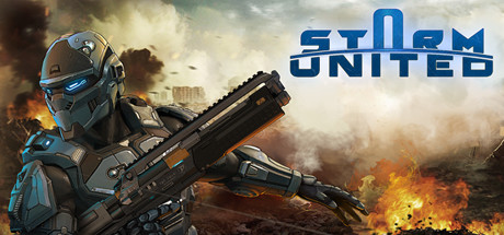 Storm United (STEAM KEY/ Region free)