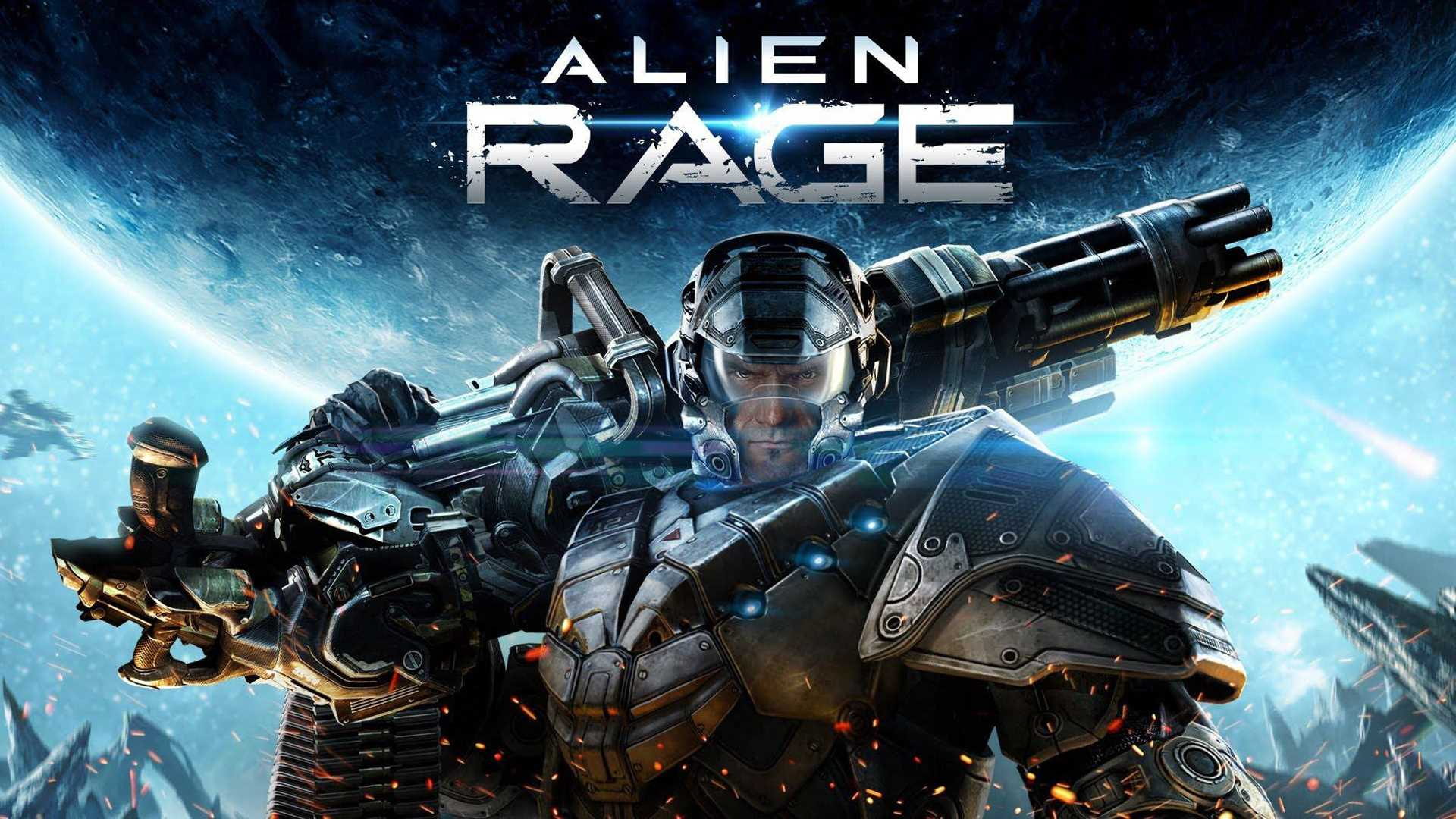 Alien Rage Unlimited (STEAM KEY/ Region free)