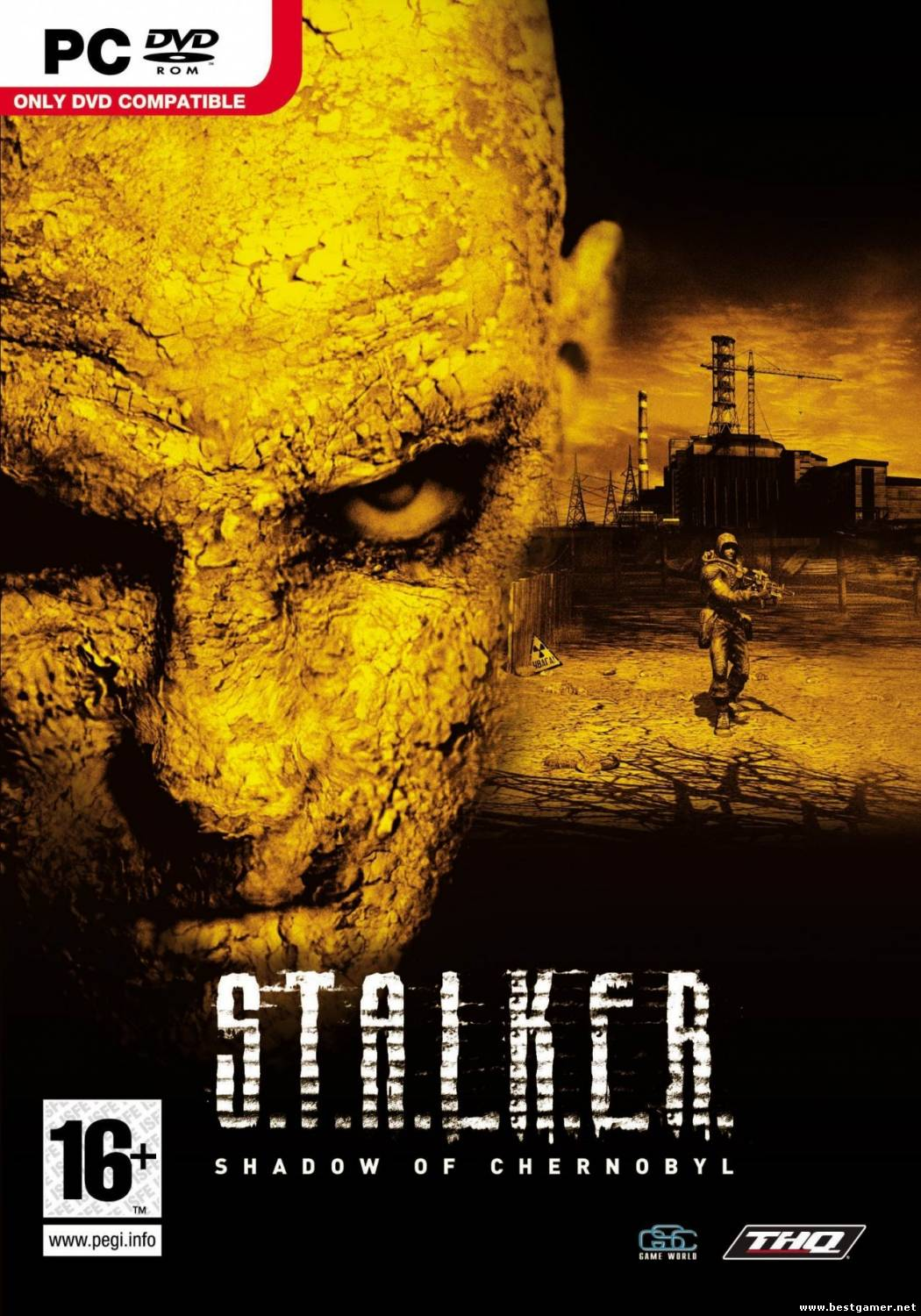 S.T.A.L.K.E.R: Shadow of Chernobyl (STEAM KEY)