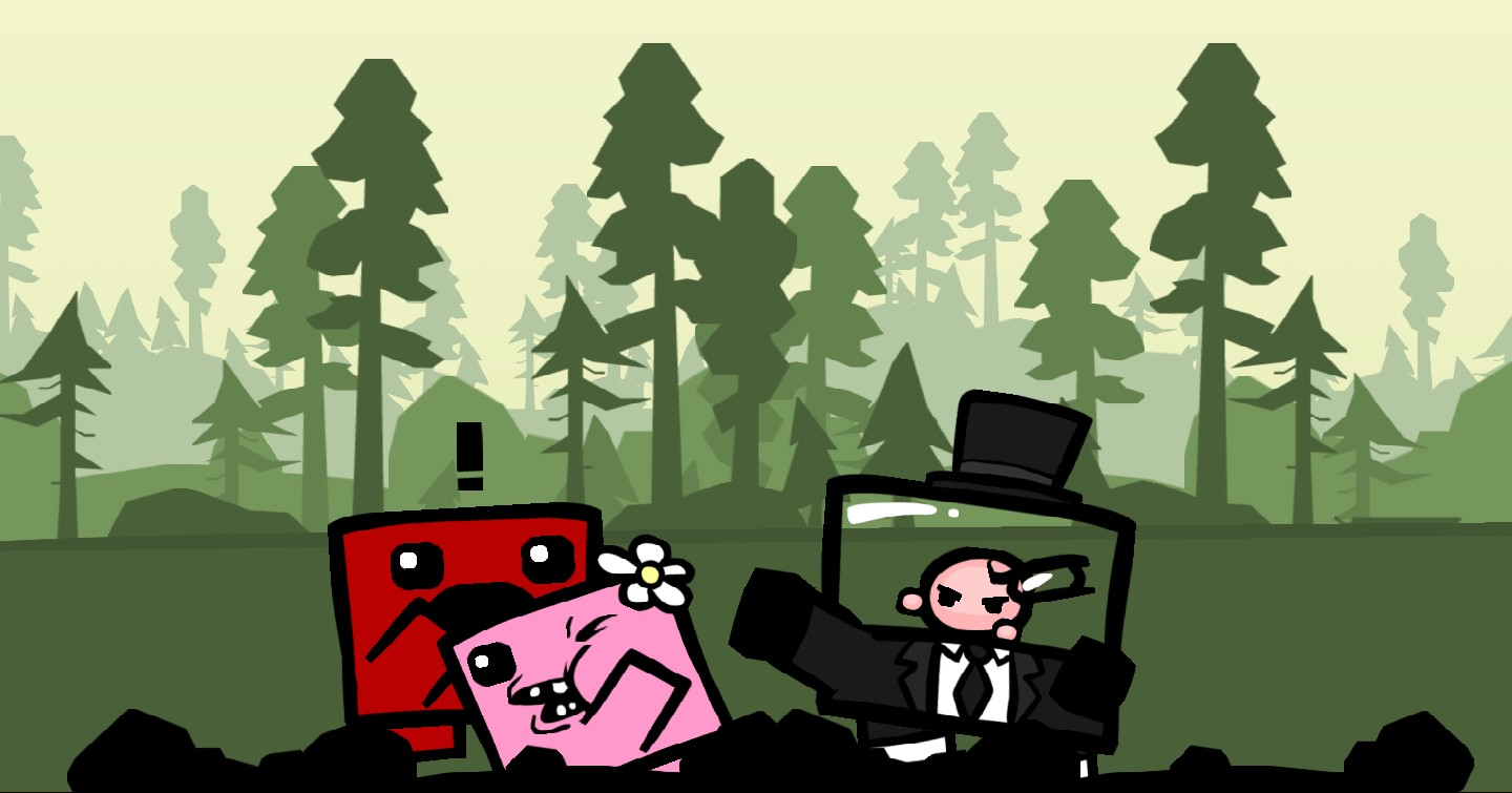 Super Meat Boy (Steam Gift/ RU+CIS)