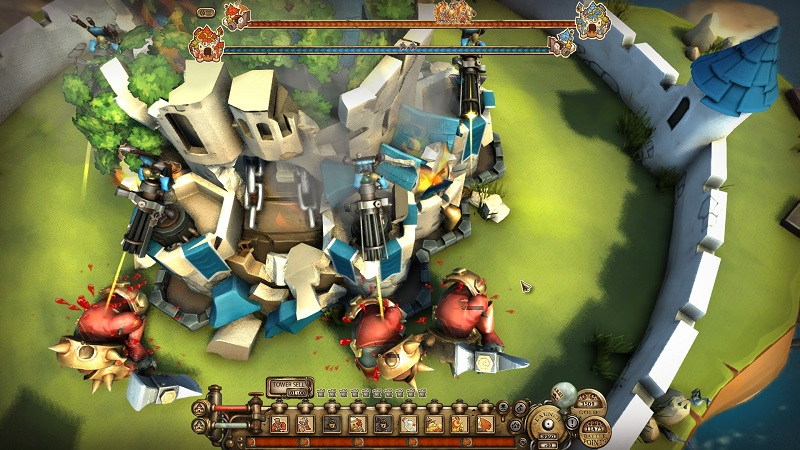 Tower Wars (STEAM KEY/ Region free)